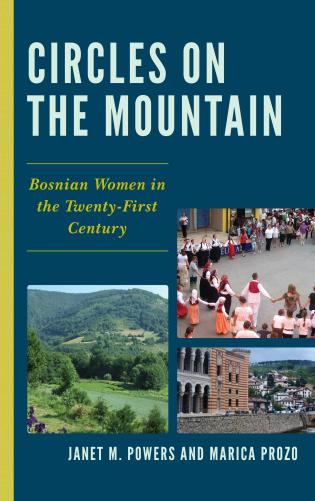 Cover image for the book Circles on the Mountain: Bosnian Women in the Twenty-First Century
