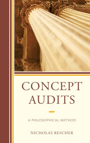 Cover image for the book Concept Audits: A Philosophical Method