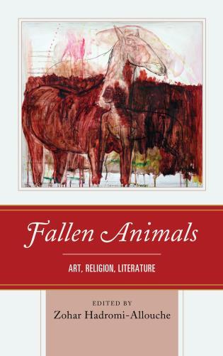 Cover image for the book Fallen Animals: Art, Religion, Literature