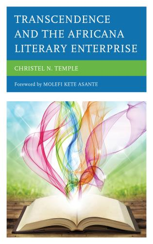 Cover image for the book Transcendence and the Africana Literary Enterprise