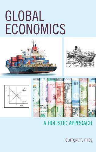Cover image for the book Global Economics: A Holistic Approach