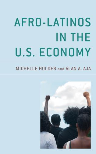 Cover image for the book Afro-Latinos in the U.S. Economy