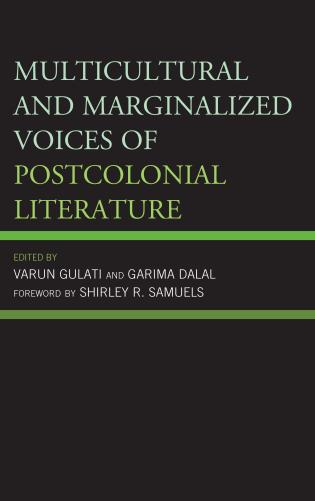 Cover image for the book Multicultural and Marginalized Voices of Postcolonial Literature