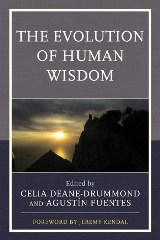 Cover image for the book The Evolution of Human Wisdom
