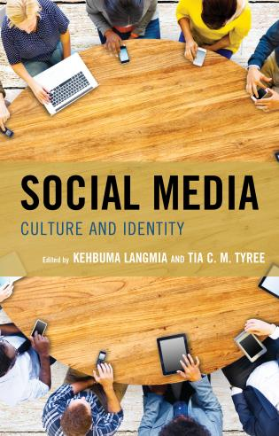 Cover image for the book Social Media: Culture and Identity
