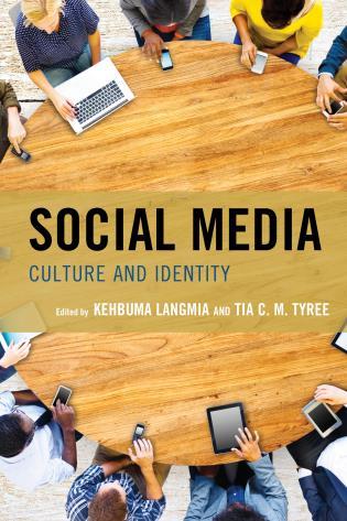 different identities on social media