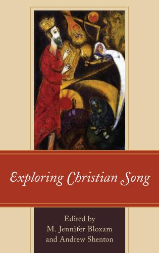 Cover image for the book Exploring Christian Song