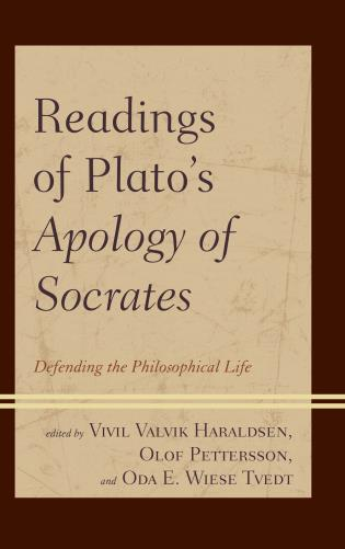 Cover image for the book Readings of Plato's Apology of Socrates: Defending the Philosophical Life