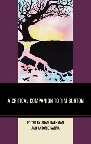 Cover image for the book A Critical Companion to Tim Burton