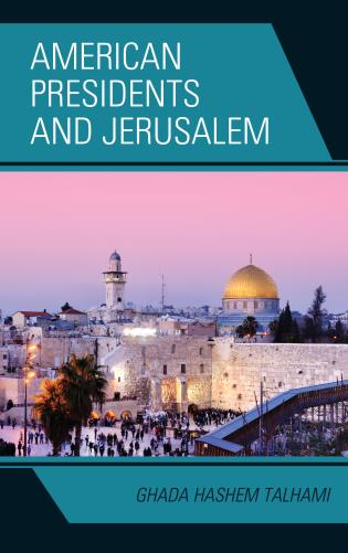 The Centrality of Jerusalem Historical Perspectives
