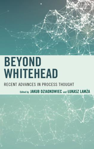 Cover image for the book Beyond Whitehead: Recent Advances in Process Thought