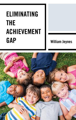 Cover image for the book Eliminating the Achievement Gap