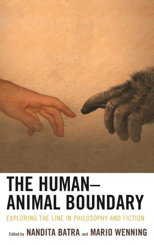 Cover Image of the book titled The Human–Animal Boundary