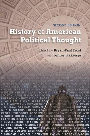 Cover image for the book History of American Political Thought, Second Edition