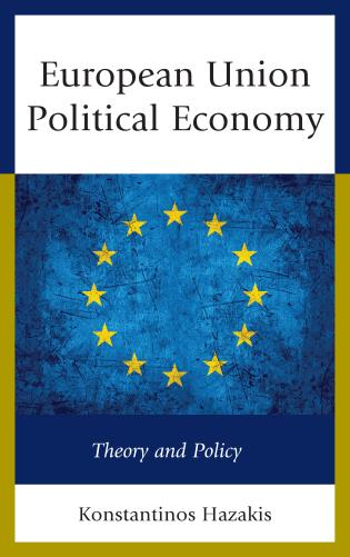 Cover image for the book European Union Political Economy: Theory and Policy
