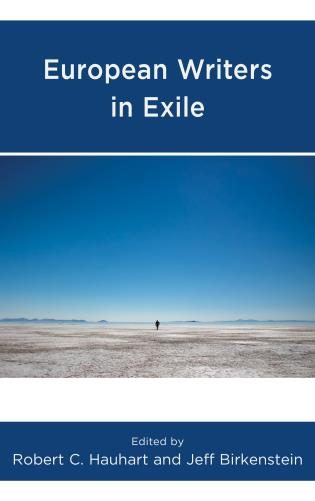 Cover image for the book European Writers in Exile