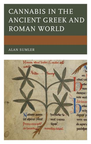 Cover image for the book Cannabis in the Ancient Greek and Roman World