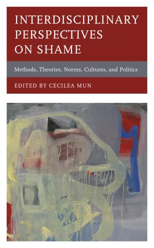 Cover image for the book Interdisciplinary Perspectives on Shame: Methods, Theories, Norms, Cultures, and Politics