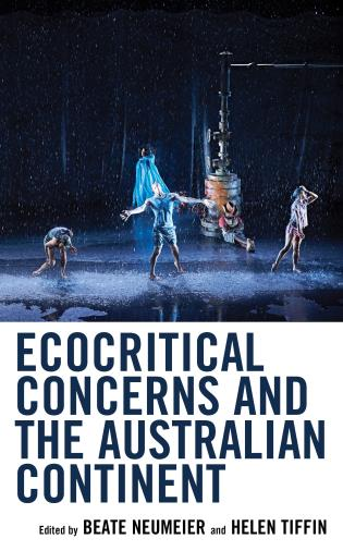 Cover image for the book Ecocritical Concerns and the Australian Continent