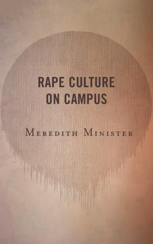 Cover image for the book Rape Culture on Campus