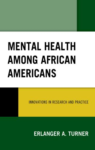 Cover image for the book Mental Health among African Americans: Innovations in Research and Practice