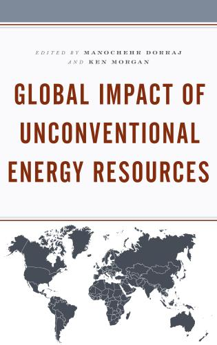 Cover image for the book Global Impact of Unconventional Energy Resources