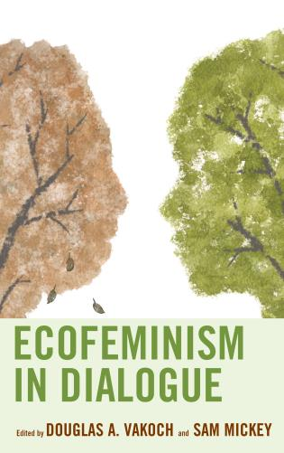Cover image for the book Ecofeminism in Dialogue
