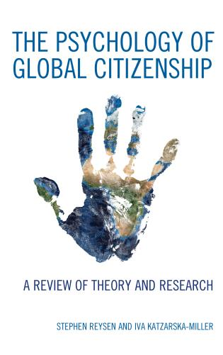 Cover image for the book The Psychology of Global Citizenship: A Review of Theory and Research