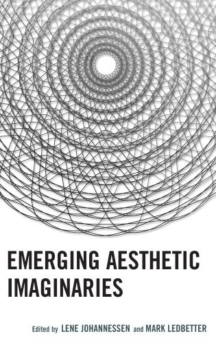 Cover image for the book Emerging Aesthetic Imaginaries
