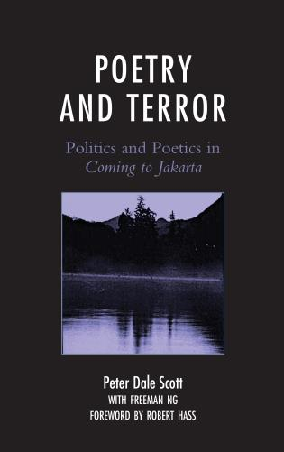 Cover image for the book Poetry and Terror: Politics and Poetics in Coming to Jakarta
