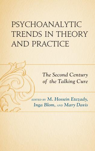 Cover image for the book Psychoanalytic Trends in Theory and Practice: The Second Century of the Talking Cure