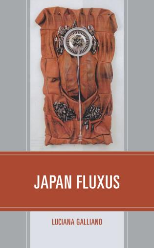 Cover image for the book Japan Fluxus
