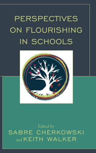 Cover image for the book Perspectives on Flourishing in Schools