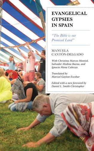 Cover image for the book Evangelical Gypsies in Spain:
