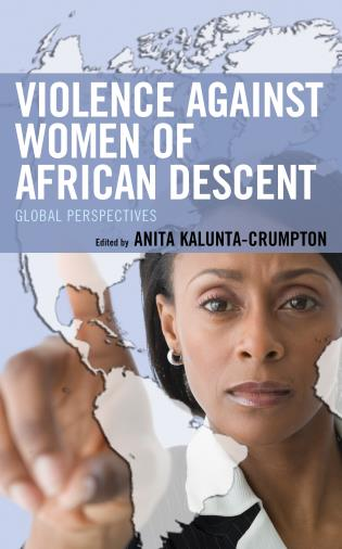 Cover image for the book Violence against Women of African Descent: Global Perspectives