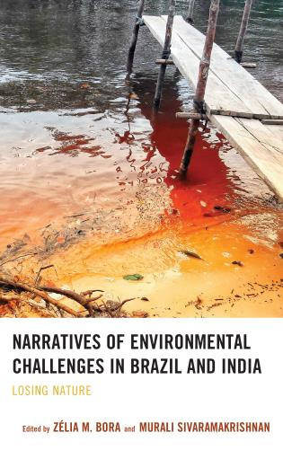 Cover image for the book Narratives of Environmental Challenges in Brazil and India: Losing Nature