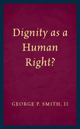 Cover image for the book Dignity as a Human Right?