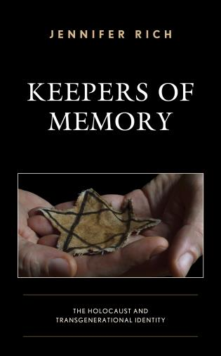 Cover image for the book Keepers of Memory: The Holocaust and Transgenerational Identity