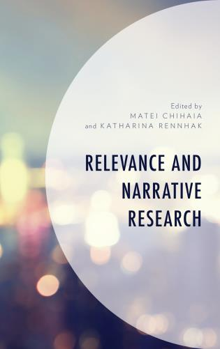 Cover image for the book Relevance and Narrative Research