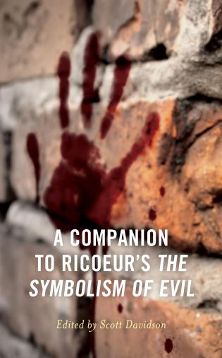 Cover image for the book A Companion to Ricoeur's The Symbolism of Evil