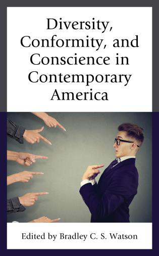 Cover image for the book Diversity, Conformity, and Conscience in Contemporary America