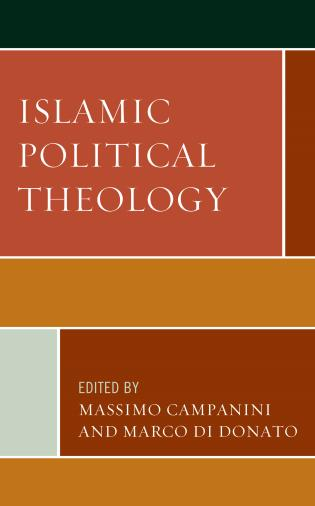 Cover image for the book Islamic Political Theology