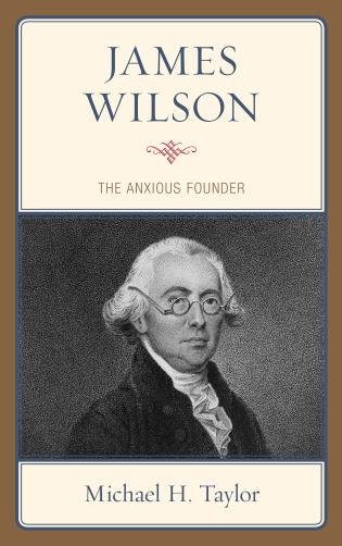 Cover Image of the book titled James Wilson
