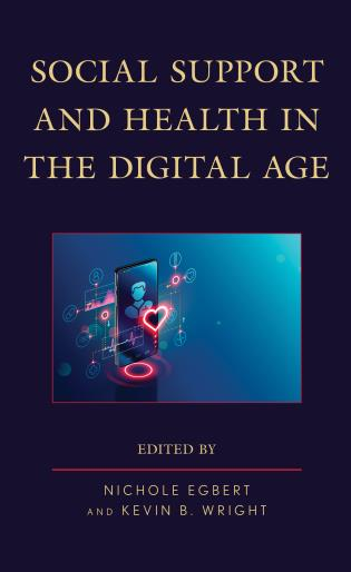 Cover image for the book Social Support and Health in the Digital Age