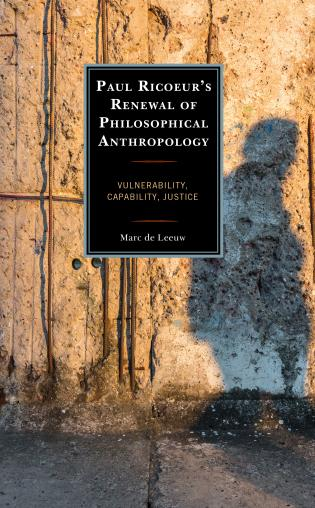 Cover Image of the book titled Paul Ricoeur's Renewal of Philosophical Anthropology