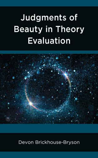 Cover image for the book Judgments of Beauty in Theory Evaluation