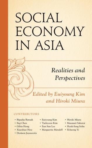 Cover image for the book Social Economy in Asia: Realities and Perspectives