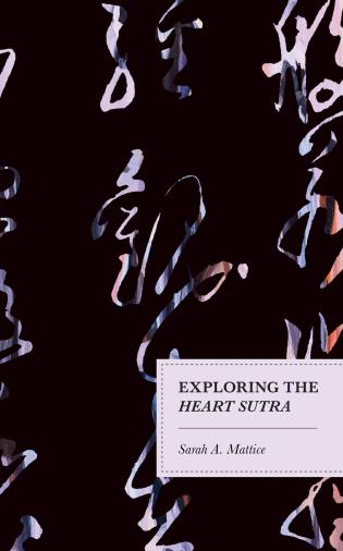 Cover image for the book Exploring the Heart Sutra