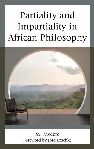 Cover image for the book Partiality and Impartiality in African Philosophy