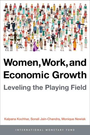 Cover image for the book Women, Work, and Economic Growth